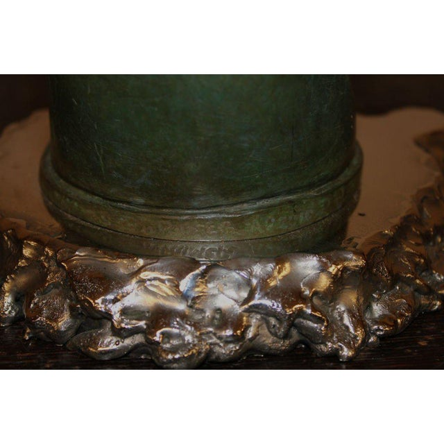 """Bronze """"Ashamed of Myself"""" a New Bronze Sculpture by Ivan Palmer For Sale - Image 7 of 9"""