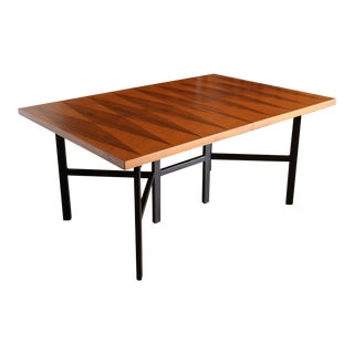 Milo Baughman Dining Table for Directional Furniture Circa 1960 For Sale