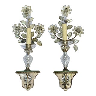 Bagues Sconces , a Pair For Sale