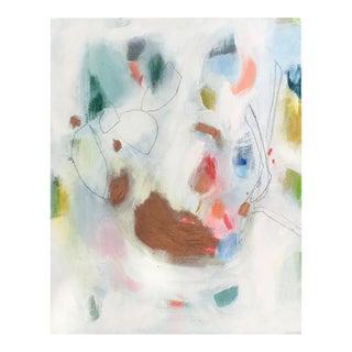 Abstract Original Mixed Media Painting