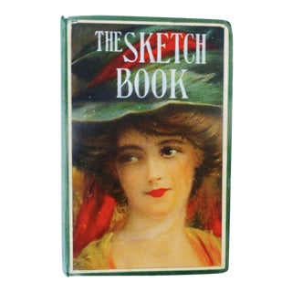 "Antique Washington Irving ""The Sketch Book"" Book"