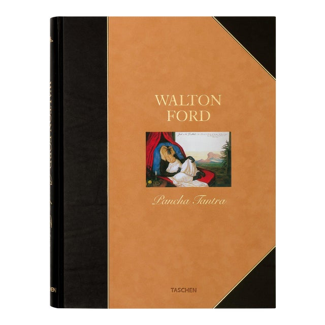 """Pancha Tantra"" by Walton Ford Photography Collection Autographed Collector's Edition For Sale"