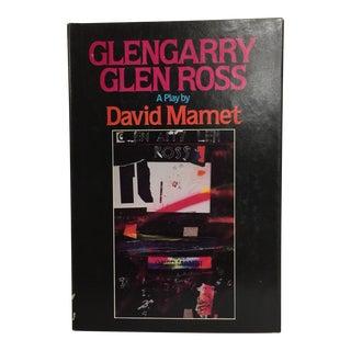 David Mamet Glengarry Glen Ross 1983 For Sale