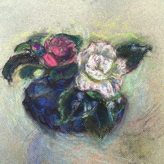 Floral Pastel by Irma Engel Grabhorn - Image 1 of 4