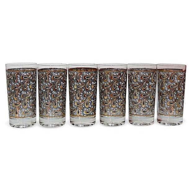 1970s Pucci-Style Bar Set with Tray - Set of 11 - Image 5 of 6