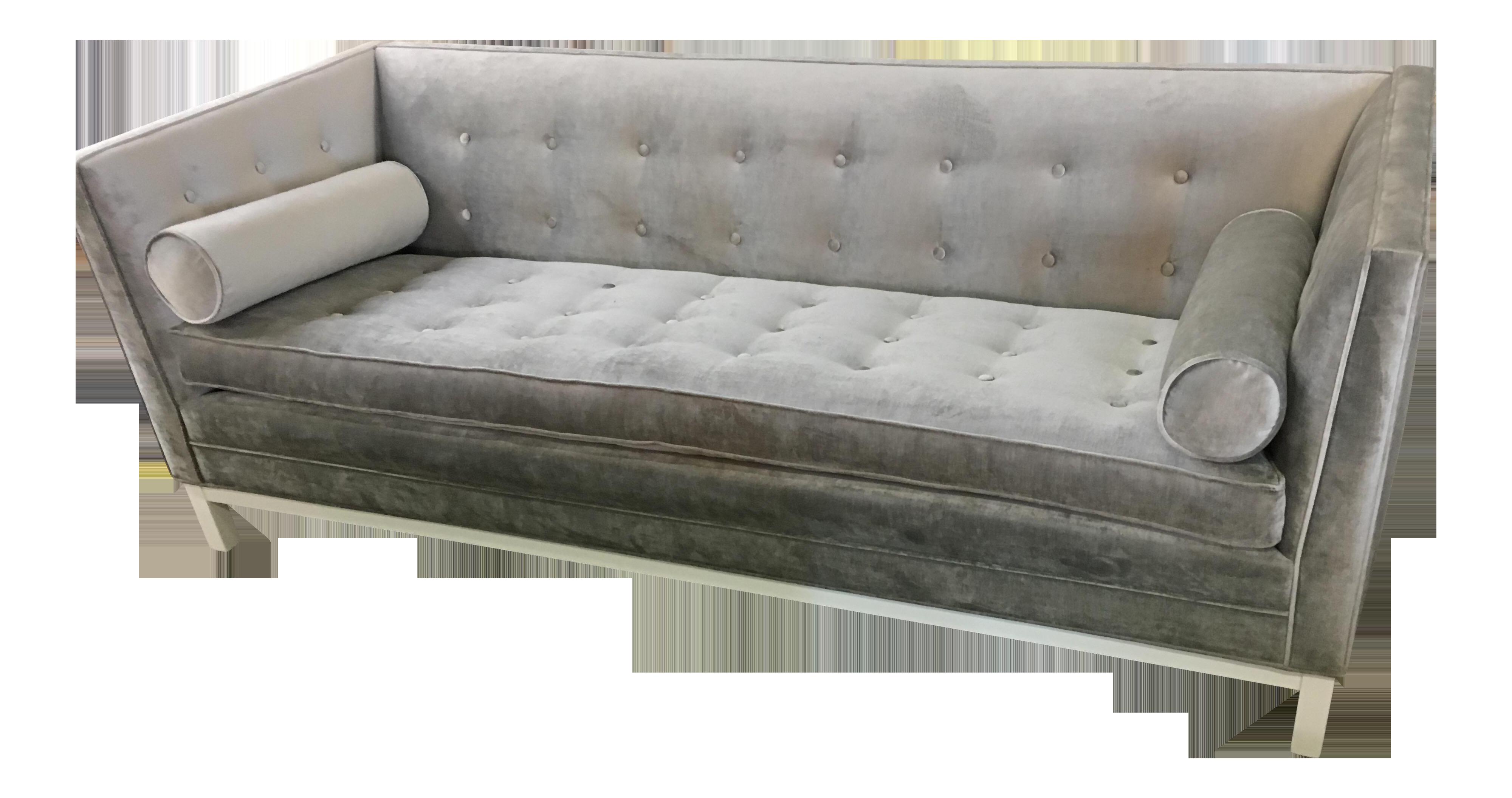 Jonathan Adler Brussels Charcoal Lampert Sofa