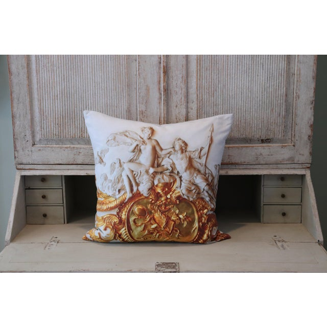 Paris Photo Pillow Hotel De Soubise For Sale - Image 11 of 12