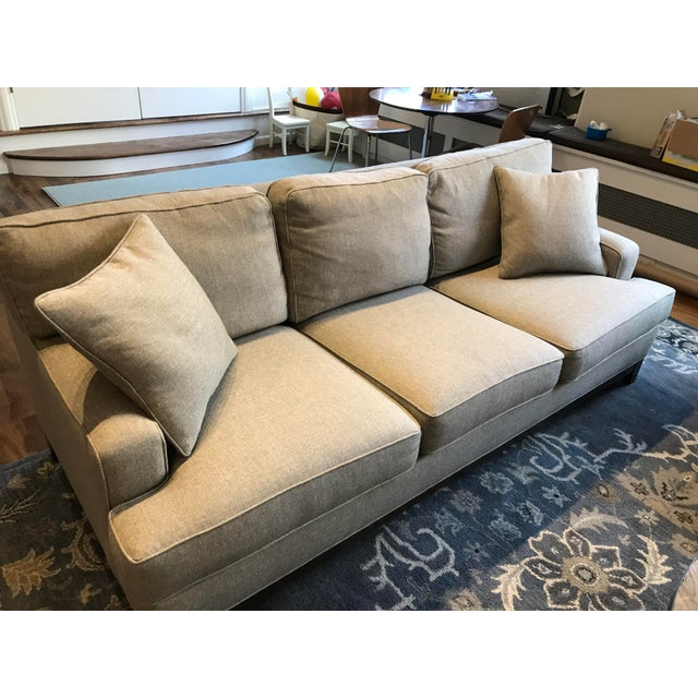 Modern Ethan Allen Arcata Sofa For Sale - Image 3 of 11