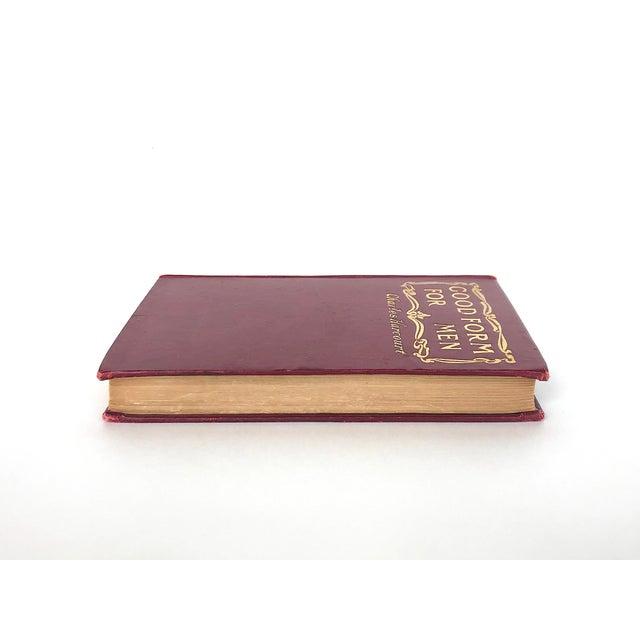 1900 - 1909 Antique Victorian Etiquette Book for Men For Sale - Image 5 of 13