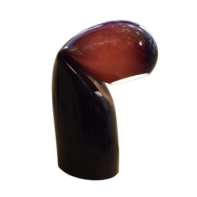 Italian Vistosi Bissa Lamp For Sale - Image 3 of 5