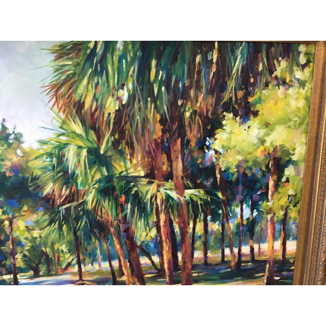 Lowcountry Landscape Oil Painting - Image 4 of 7