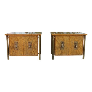 Mastercraft Pair of Nightstands