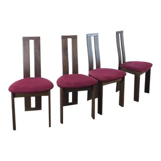 Mid-Century Style Side Chairs - Set of 4