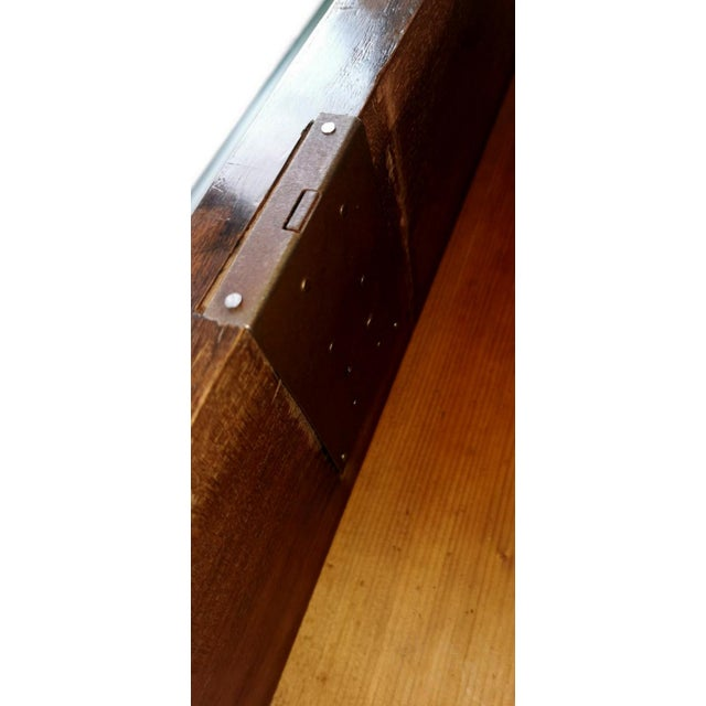 French Walnut Chest of Drawers For Sale - Image 11 of 13