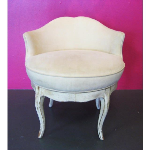 Louis XV-Style Seat - Image 2 of 8