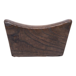 Early 20th Century Provincial Chinese Headrest For Sale