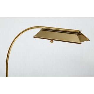 1980s Casella Lighting Adjustable Floor Lamp in Polished Brass Preview