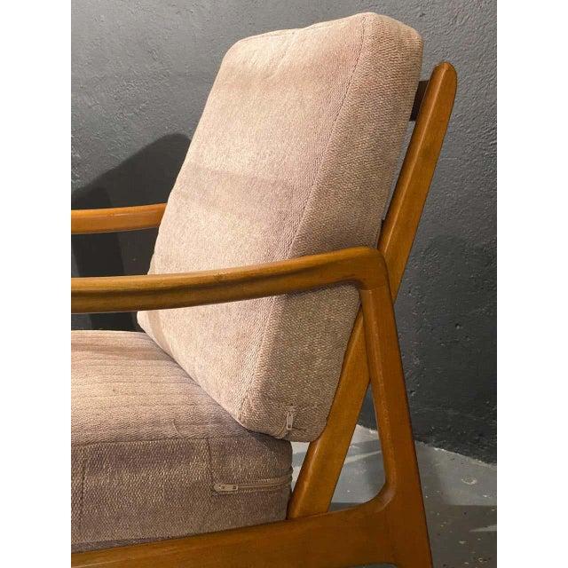 France and Daverkosen Teak Armchairs, Mid-Century Modern For Sale - Image 10 of 13