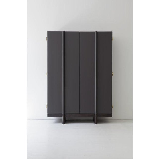 Lacquer Crain Cabinet For Sale - Image 7 of 7