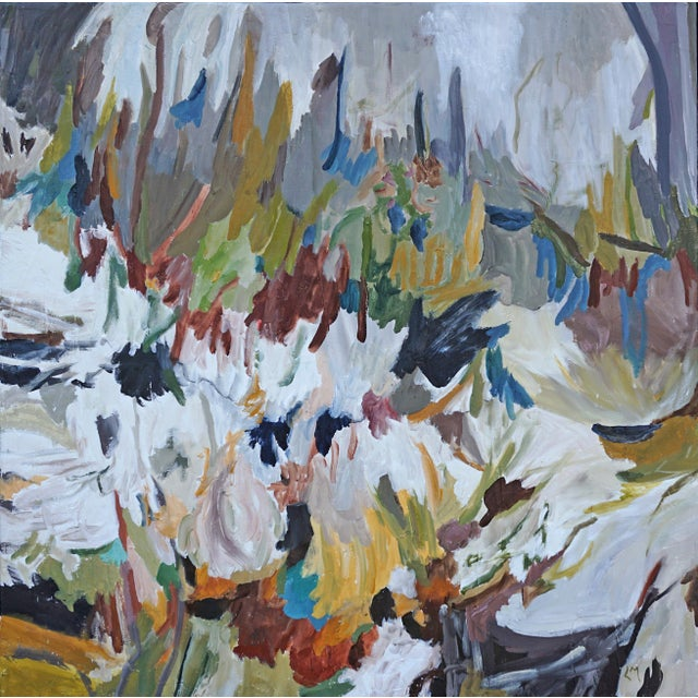 """Wild World is part of the artist's ongoing series titled """"My Back Yard,"""" which celebrates California's native plant..."""