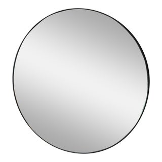 Oversized 'Cerceau' Round Mirror by Design Frères For Sale