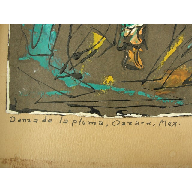 Impressionist Mexican Painting - Image 6 of 7