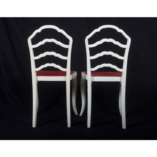 Thonet Dining Chairs by Thonet, 1930 - Set of 8 For Sale - Image 4 of 11