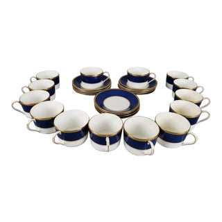 Vintage Coalport Cups and Saucers - Service for 14 For Sale
