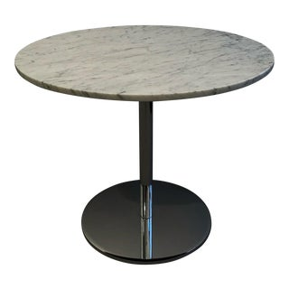 Marble Table by Hugh Acton For Sale