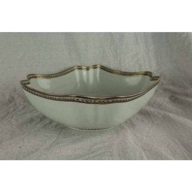 1950s 1950s Vintage Vista Allegre Centerpiece Bowl For Sale - Image 5 of 8