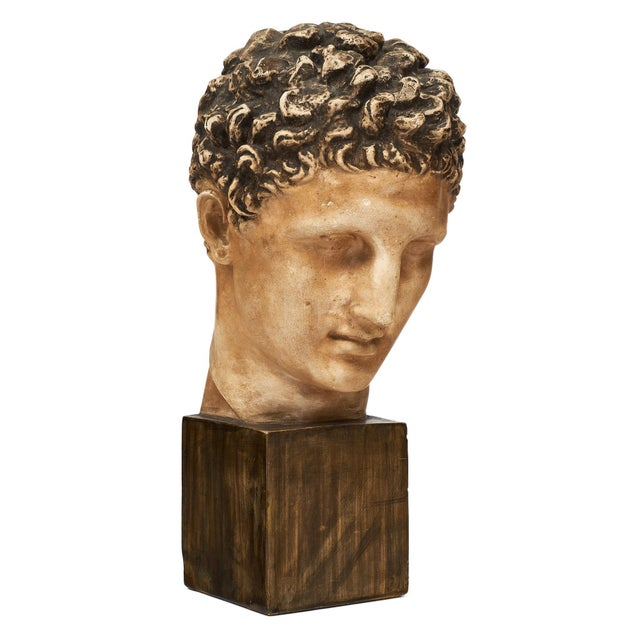 French Vintage Hermes Bust For Sale - Image 12 of 12