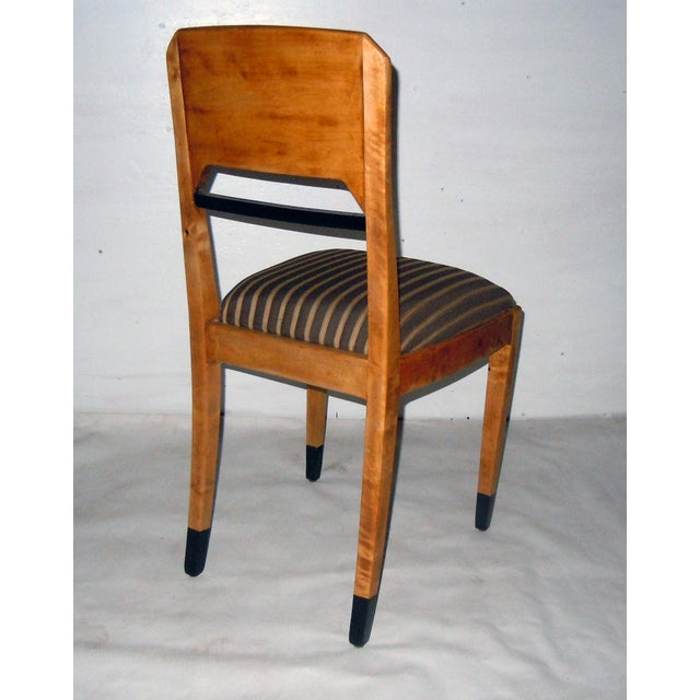 Swedish Biedermeier Accent Chair - Image 6 of 7