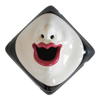 Whimsical Ceramic Tissue Box Cover For Sale