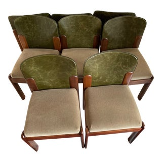 Silvio Coppola Dining Chairs - Set of 8 For Sale