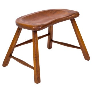 American Farmhouse Stool For Sale