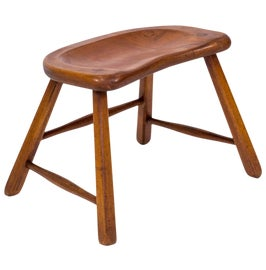 Image of Chestnut Low Stools
