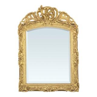 Louis XV-Period Gilt Mirror For Sale