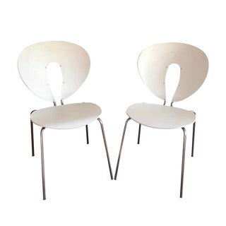 "Jesus Gasca for Stua ""Globus"" Chairs - a Pair For Sale"