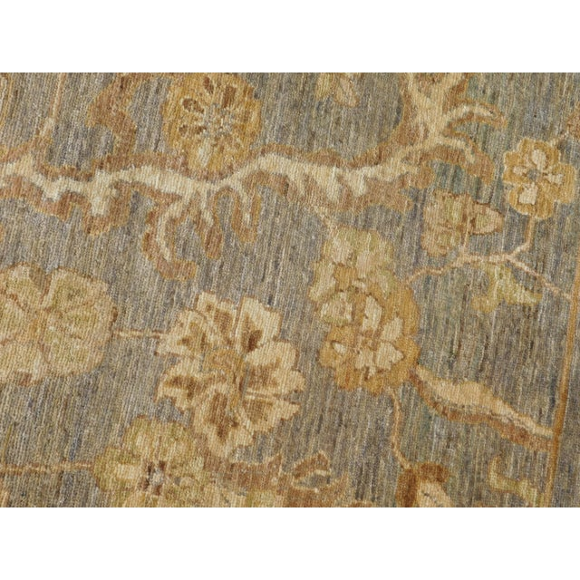 """Hand-Knotted Pakistan Rug - 3'5"""" x 4'10"""" - Image 10 of 10"""