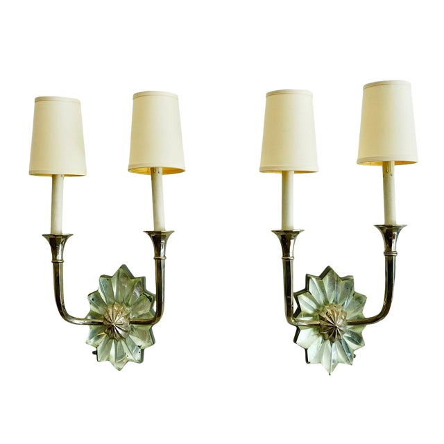 French Art Deco Sconces For Sale