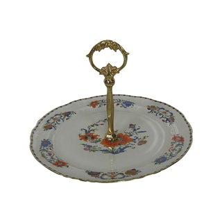 Limoges Raynaud & Cie Porcelain Platter For Sale