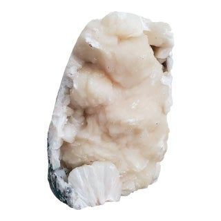 Natural Crystal Quartz Geode Specimen For Sale