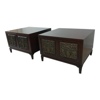 1950s Monteverdi Young End Tables - A Pair For Sale