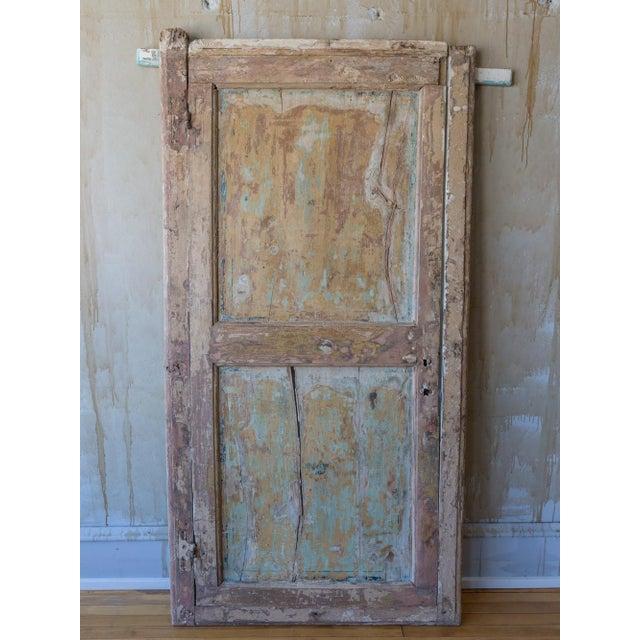 Country Tuscan Antique Door For Sale - Image 3 of 13 - Tuscan Antique Door Chairish