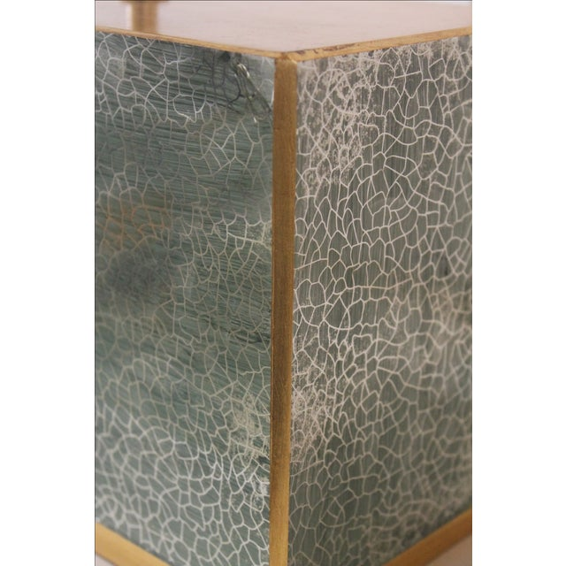 Jade Table Lamp - Image 5 of 6