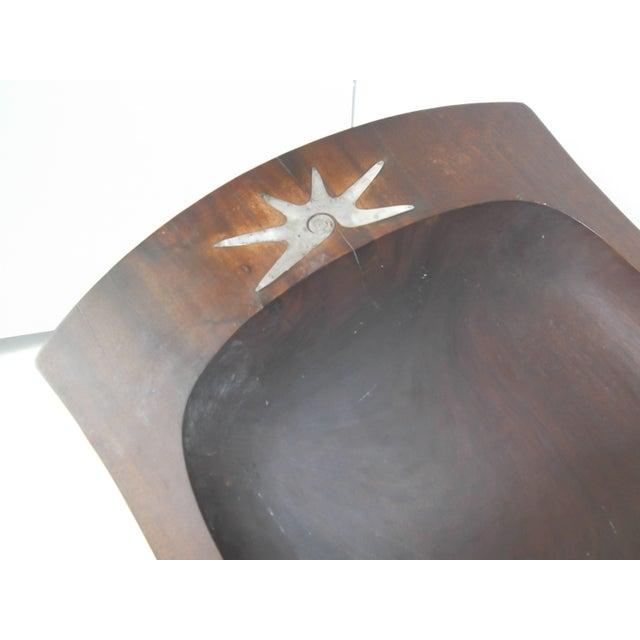 William Spratling William Spratling Monumental Bowl Sterling For Sale - Image 4 of 11