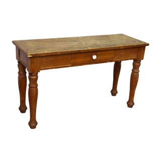 Broyhill Thin Wooden Table