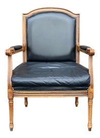 Image of Louis XVI Bergere Chairs