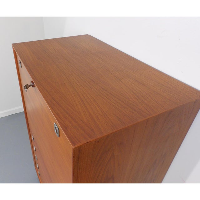 Arne Vodder for Sibast Teak Secretary Desk - Image 7 of 11
