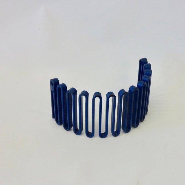 Industrial Desktop Sculptural Organizer Falk 1140T For Sale - Image 4 of 8